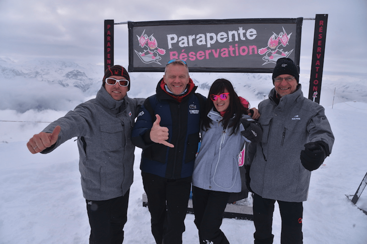 Vol parapente Jean-Christophe Moussard